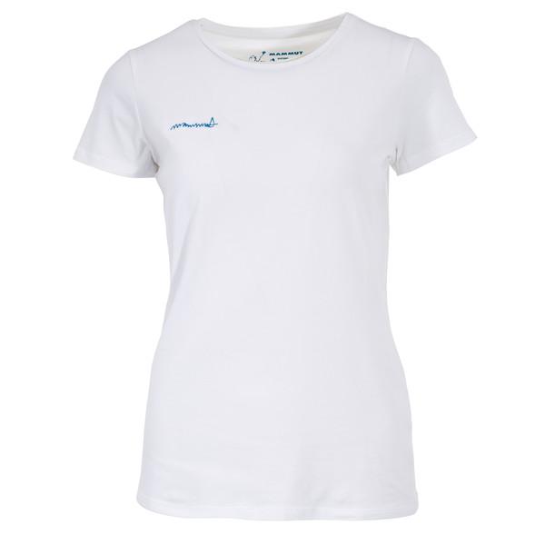 Mammut Mammut Logo T-Shirt Frauen - T-Shirt