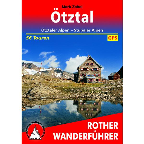 BVR ÖTZTAL - Wanderführer
