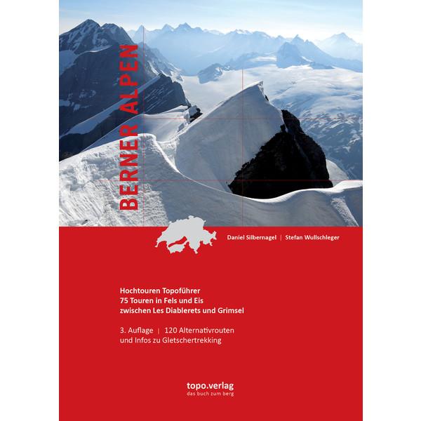 Hochtourenführer Berner Alpen