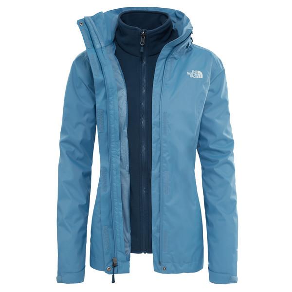 The North Face Evolve II tri jacket Frauen - Doppeljacke