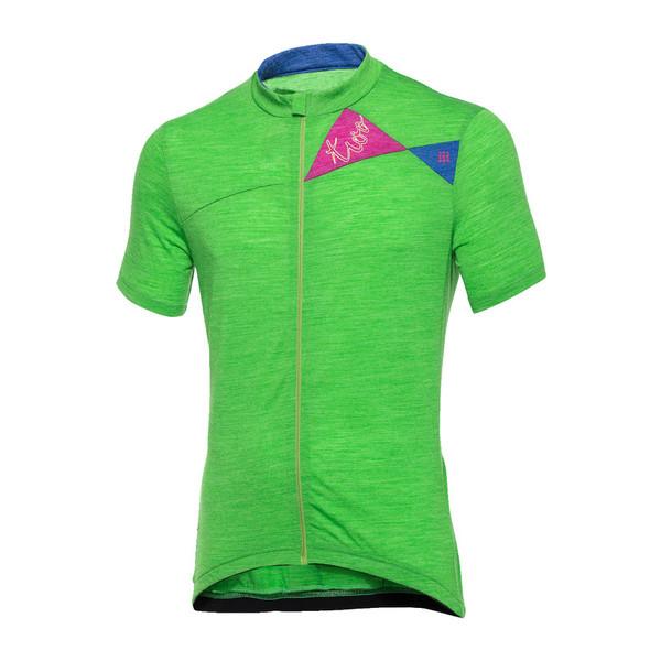 Triple2 Velozip Shirt Männer - Fahrradtrikot
