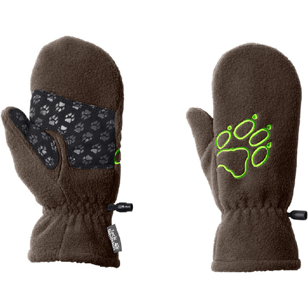 Jack Wolfskin Fleece Mitten Kinder - Handschuhe