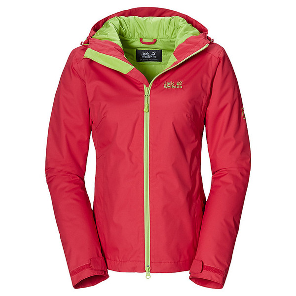 Jack Wolfskin Chilly Morning Frauen - Winterjacke
