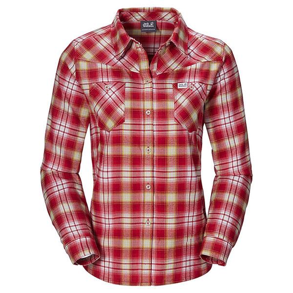 Jack Wolfskin Gifford Shirt Frauen - Outdoor Bluse