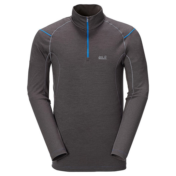 Merino Zip Shirt