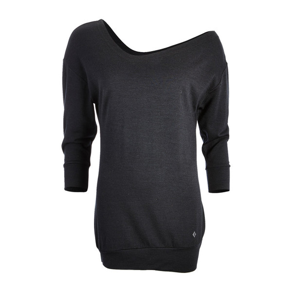 Black Diamond Fine Jade Tunic Frauen - Wollpullover