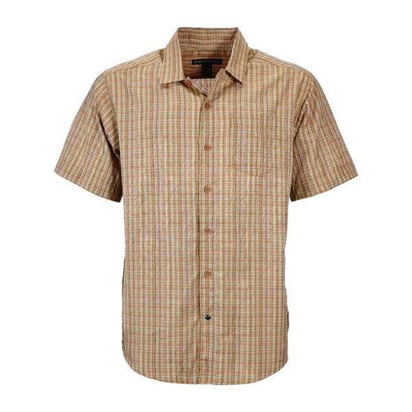 ExOfficio Mundi S/S Shirt Männer - Outdoor Hemd