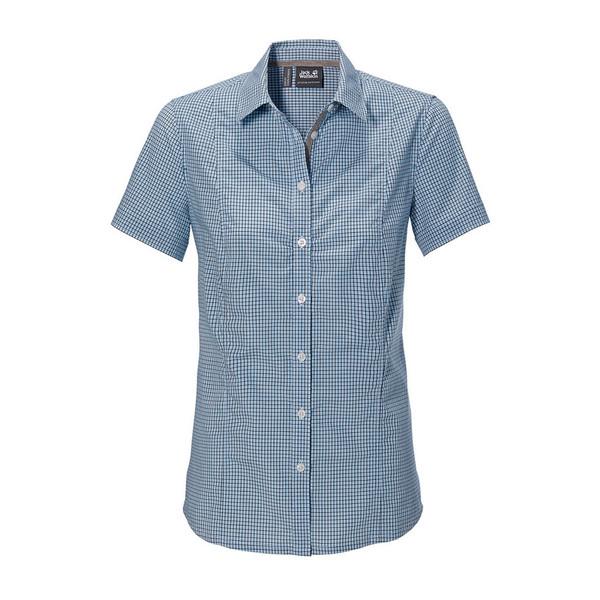 Jack Wolfskin Palmerston OC S/S Shirt Frauen - Outdoor Bluse