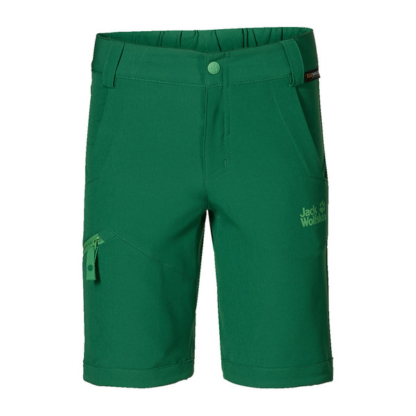 Jack Wolfskin Activate Softshell Shorts Kinder - Softshellhose