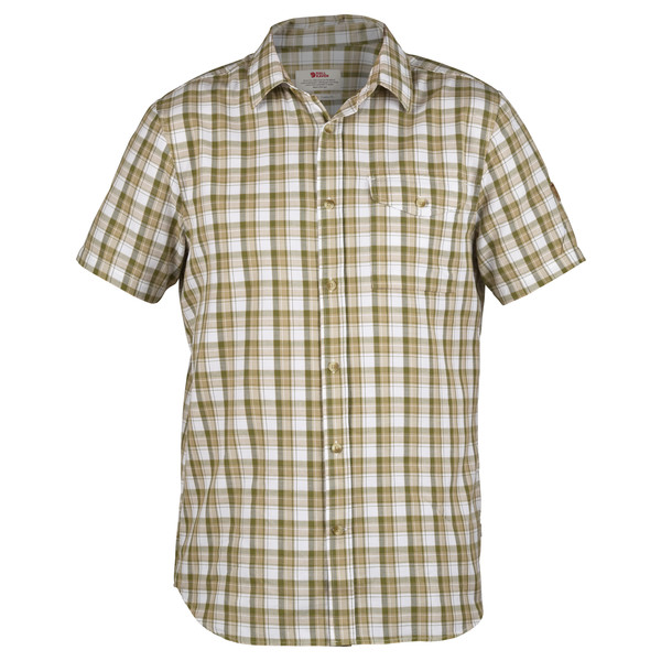 Fjällräven SINGI SHIRT SS M Männer - Outdoor Hemd