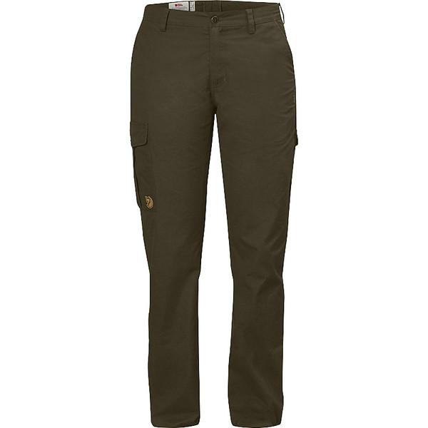 Fjällräven Övik G-1000 Trousers Cur Frauen - Trekkinghose