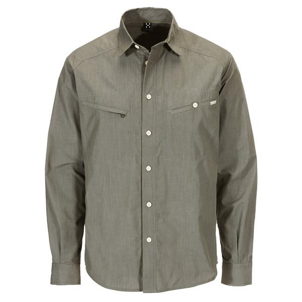 Saba III L/S Shirt Denim