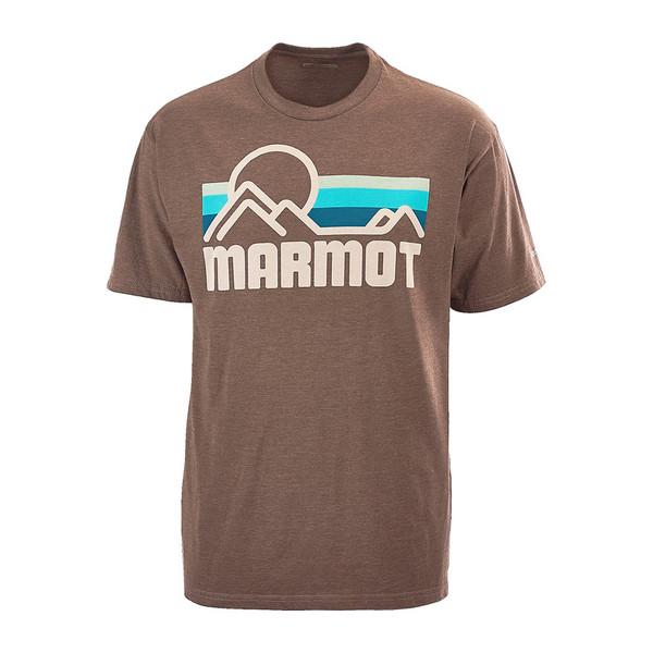 Marmot Coastal Tee Männer - Funktionsshirt