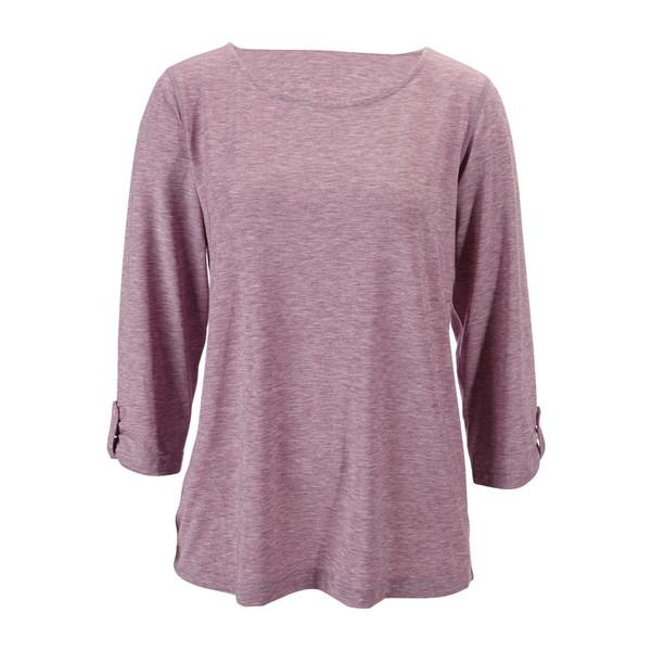 Asha 3/4 Knit Shirt