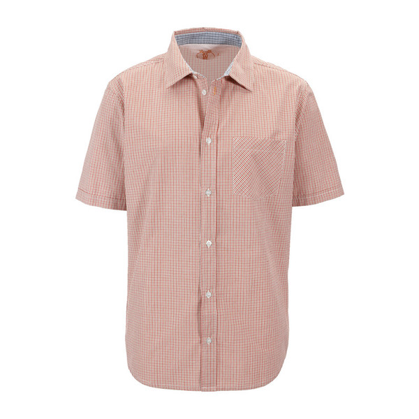 Elkline Hemd S/S Shirt Männer - Outdoor Hemd