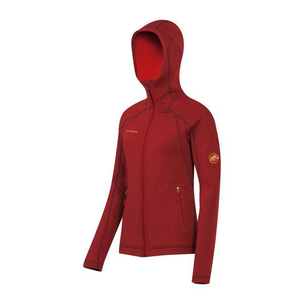 Mammut Hörnli Hut Jacket Frauen - Fleecejacke