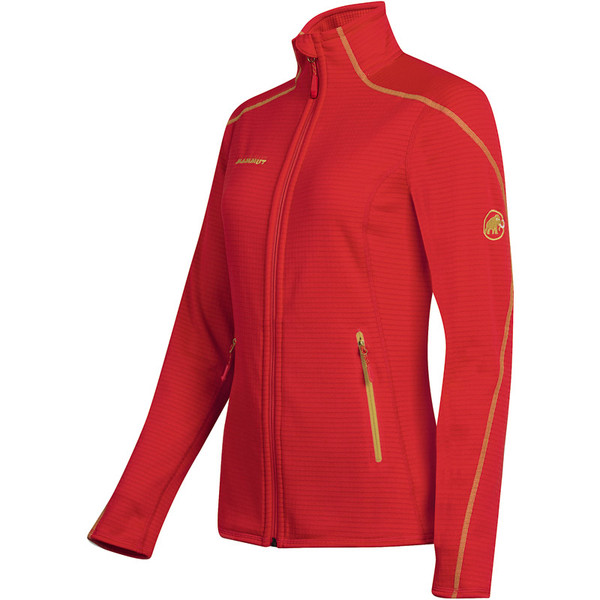 Mammut Lower Moseley Jacket Frauen - Fleecejacke