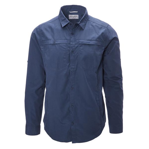 Craghoppers Kiwi Trek L/S Shirt Männer - Outdoor Hemd