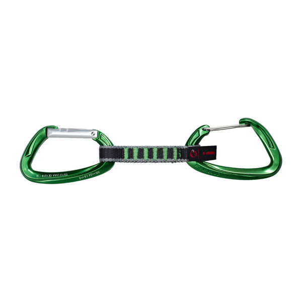 Mammut Crag Indicator Wire Express Set 10 cm - Express-Set