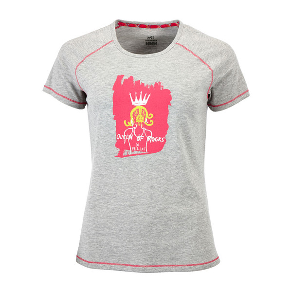 Millet Queen of Rocks T-Shirt Frauen - Funktionsshirt