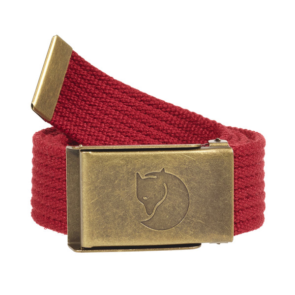 Fjällräven KIDS CANVAS BRASS BELT Kinder - Gürtel