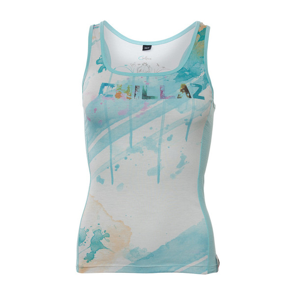 Chillaz Active Tanky Logo Style Frauen - T-Shirt