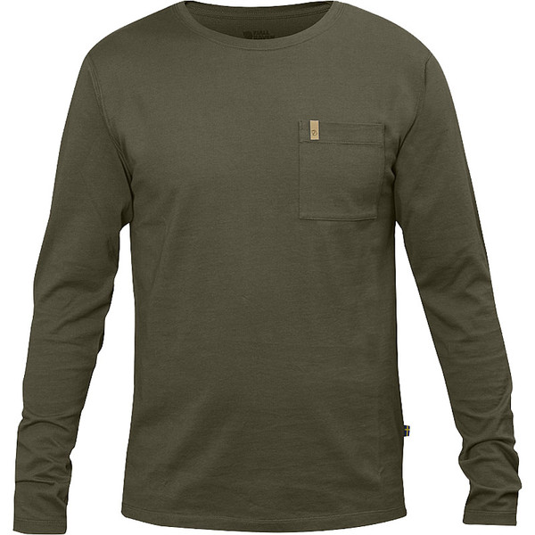 Övik Pocket T-shirt L/S