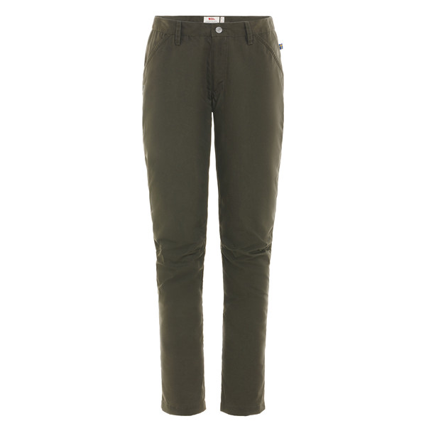 Fjällräven HIGH COAST TROUSERS W Frauen - Trekkinghose