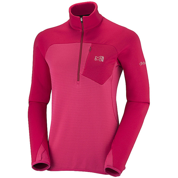 Millet Trident Power Zip Frauen - Funktionsshirt