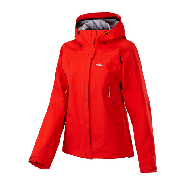 Tierra Rockette Hooded Jacket Frauen - Regenjacke