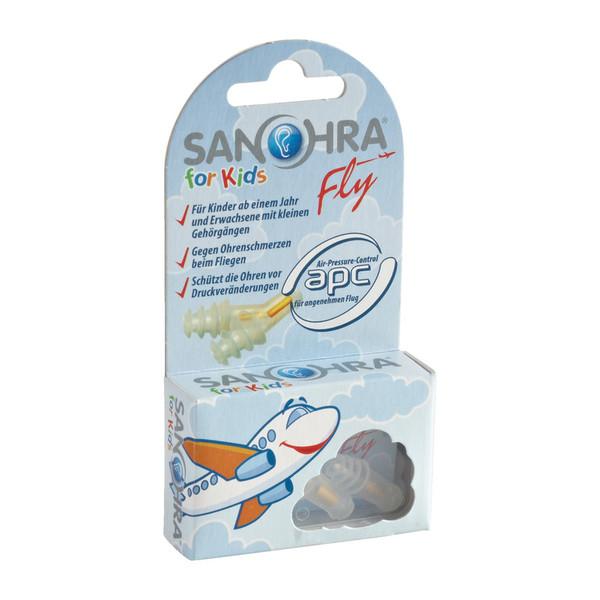 Sanohra Ohrenstöpsel fly kids