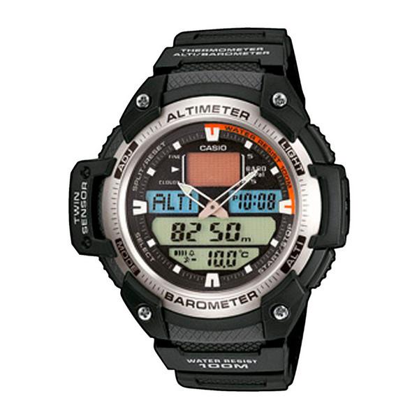 Casio SGW-400H-1BVER - Outdoor Uhr