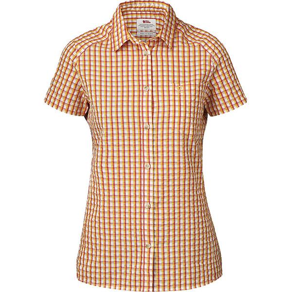 Fjällräven Abisko Seersucker Shirt S Frauen - Outdoor Bluse