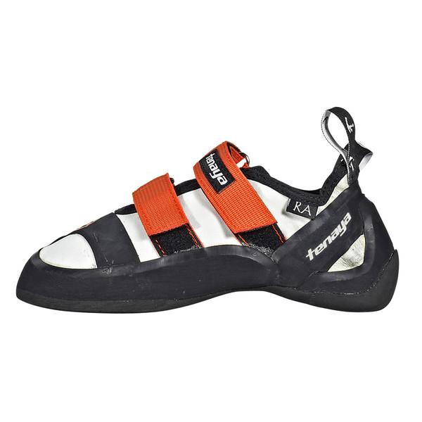 Tenaya RA Weiß-Orange, Kletterschuh, Größe EU 38 - Farbe White-Orange Kletterschuh, White - Orange, Größe 38 - Weiß-Orange