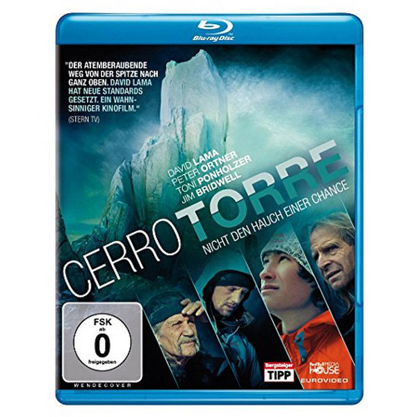 CERRO TORRE BLURAY - BluRay