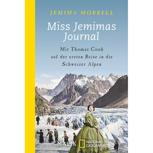 Miss Jemimas Journal