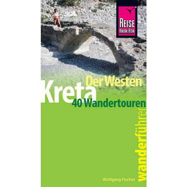 RKH Wanderführer Kreta - der Westen
