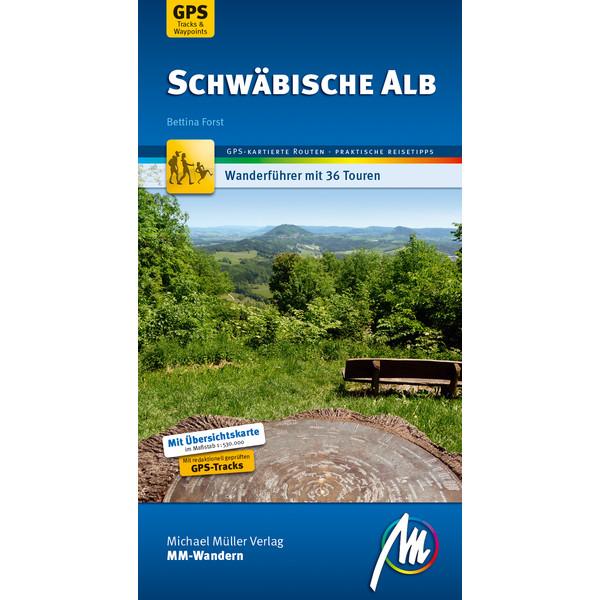 MMV WANDERFÜHRER SCHWÄBISCHE ALB - Wanderführer