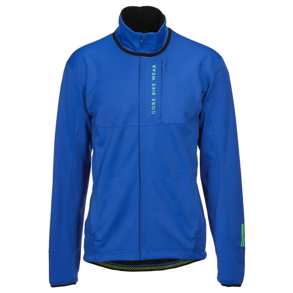 Gore Wear Power Trail WS SO Thermo Jacket Männer - Softshelljacke