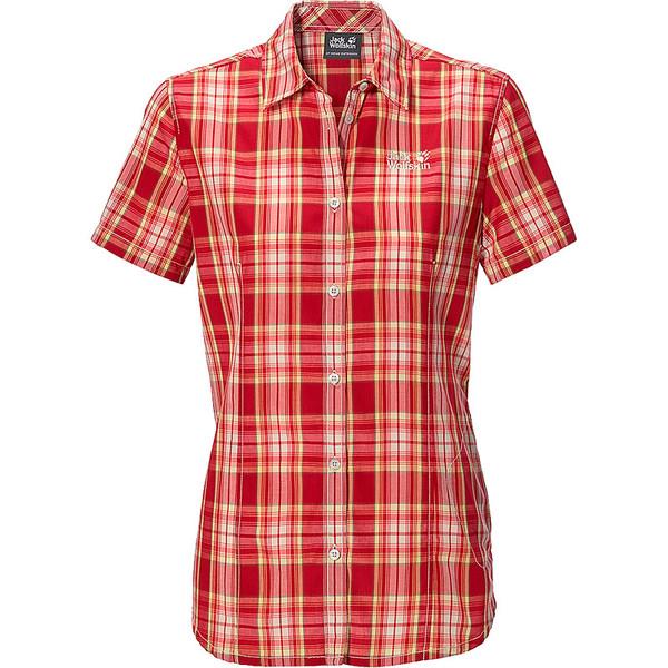Jack Wolfskin Aurora Shirt Frauen - Outdoor Bluse