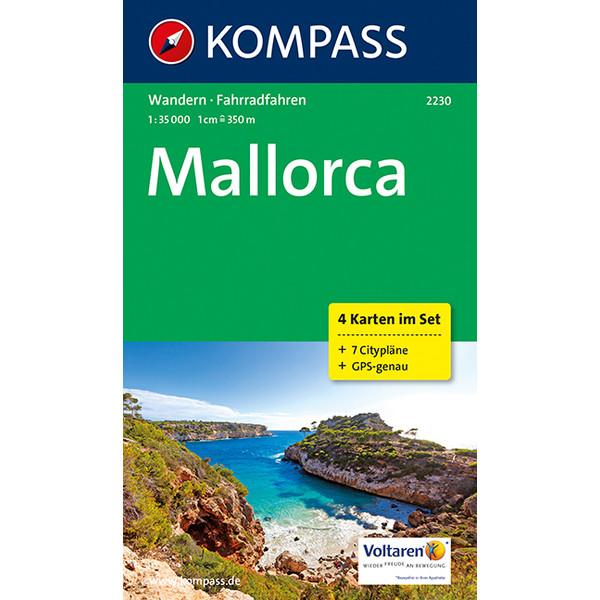 KOKA 2230 Mallorca 1:35.000