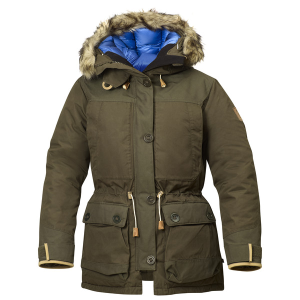 Fjällräven Expedition Down Parka No.1 Frauen - Daunenjacke