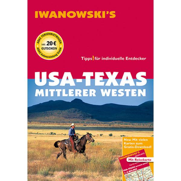 Iwanowski USA - Texas & Mittlerer Westen