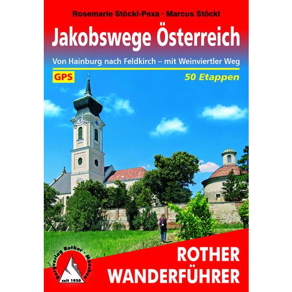 BVR JAKOBSWEGE ÖSTERREICH - Wanderführer