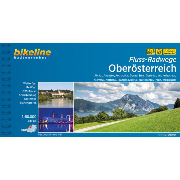 Bikeline Fluss-Radwege Oberösterreich