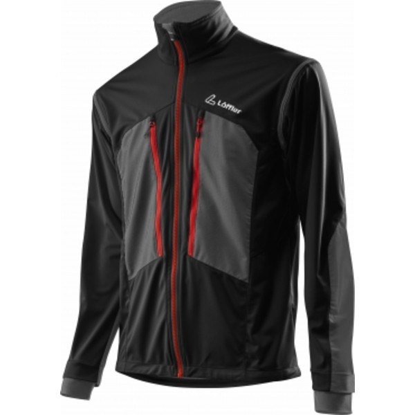 Zip-Off WS Softshell light Mix Jacket