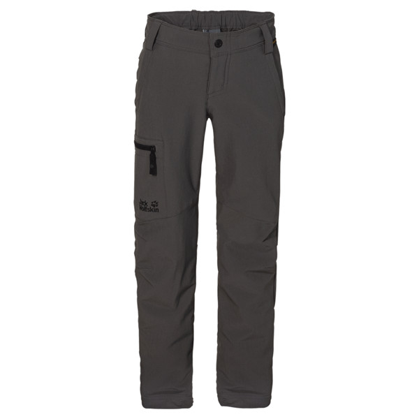 Jack Wolfskin Activate II Softshell Pants Kinder - Softshellhose