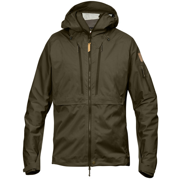 Keb Eco-Shell Jacke