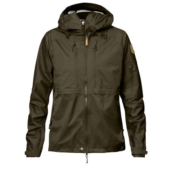 Fjällräven Keb Eco-Shell Jacket W Frauen - Regenjacke