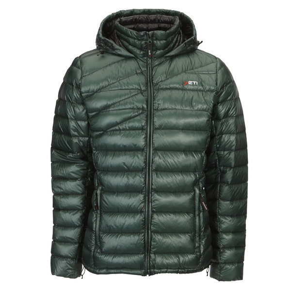 Virtue Down Jacket Hood